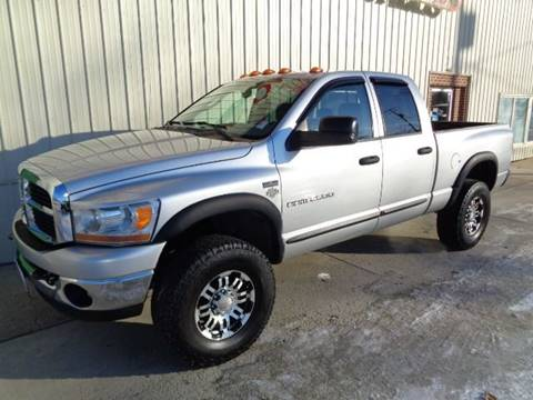 2006 Dodge Ram Pickup 2500 for sale in Storm Lake, IA