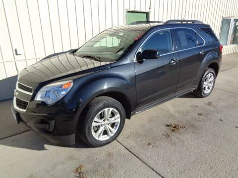 2012 Chevrolet Equinox for sale at De Anda Auto Sales in Storm Lake IA