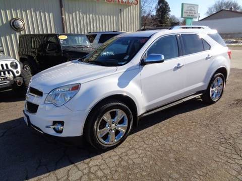 2011 Chevrolet Equinox for sale in Storm Lake, IA