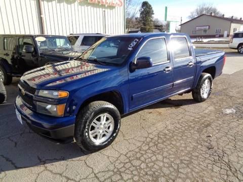 2012 Chevrolet Colorado for sale at De Anda Auto Sales in Storm Lake IA