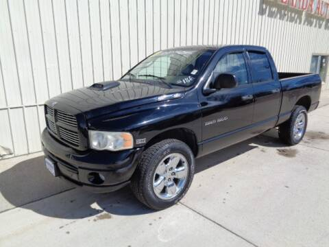 2003 Dodge Ram Pickup 1500 for sale at De Anda Auto Sales in Storm Lake IA