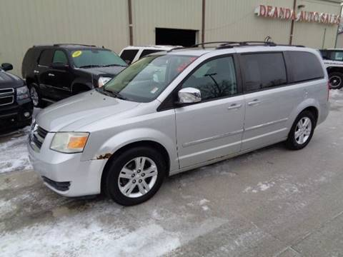 2008 Dodge Grand Caravan for sale at De Anda Auto Sales in Storm Lake IA