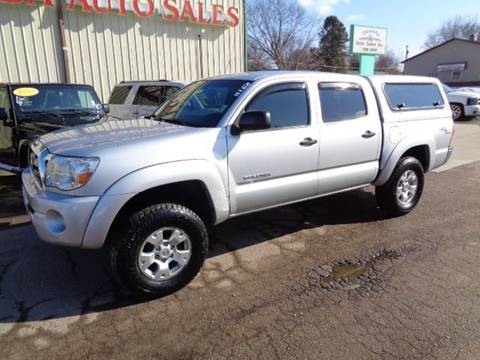 2008 Toyota Tacoma for sale at De Anda Auto Sales in Storm Lake IA