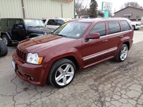 2007 Jeep Grand Cherokee for sale at De Anda Auto Sales in Storm Lake IA