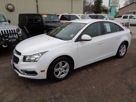 2016 Chevrolet Cruze Limited for sale at De Anda Auto Sales in Storm Lake IA
