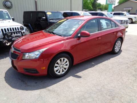 2011 Chevrolet Cruze for sale at De Anda Auto Sales in Storm Lake IA