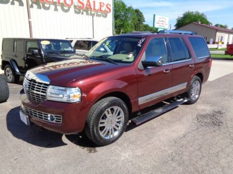 2010 Lincoln Navigator for sale at De Anda Auto Sales in Storm Lake IA