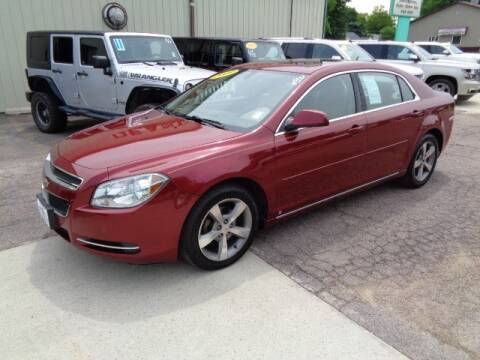 2009 Chevrolet Malibu for sale at De Anda Auto Sales in Storm Lake IA