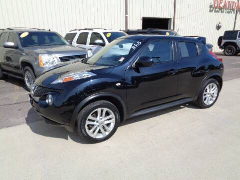 2013 Nissan JUKE for sale at De Anda Auto Sales in Storm Lake IA