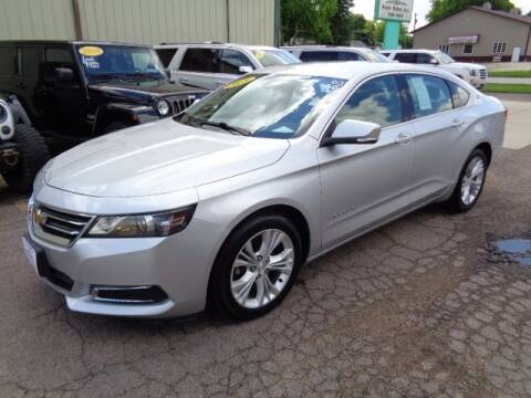 2015 Chevrolet Impala for sale at De Anda Auto Sales in Storm Lake IA
