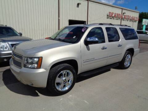 2009 Chevrolet Suburban for sale at De Anda Auto Sales in Storm Lake IA