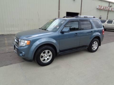 2012 Ford Escape for sale at De Anda Auto Sales in Storm Lake IA