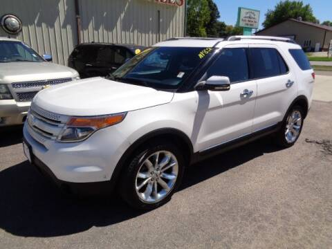2011 Ford Explorer for sale at De Anda Auto Sales in Storm Lake IA