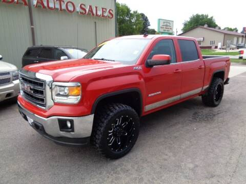 2014 GMC Sierra 1500 for sale at De Anda Auto Sales in Storm Lake IA