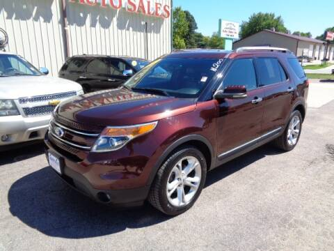 2012 Ford Explorer for sale at De Anda Auto Sales in Storm Lake IA