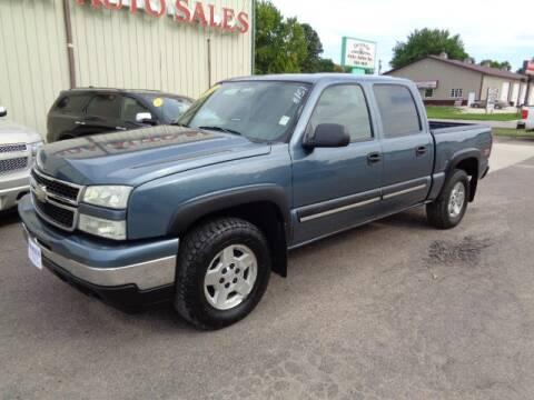 2006 Chevrolet Silverado 1500 for sale at De Anda Auto Sales in Storm Lake IA
