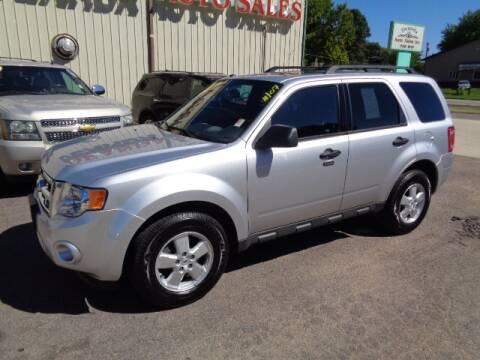 2010 Ford Escape for sale at De Anda Auto Sales in Storm Lake IA