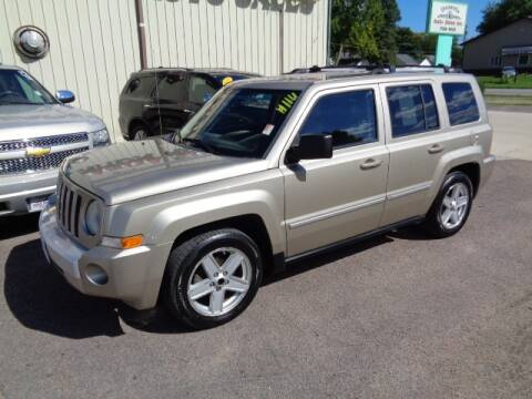 2010 Jeep Patriot for sale at De Anda Auto Sales in Storm Lake IA