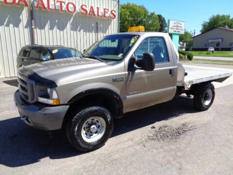 2002 Ford F-250 Super Duty for sale at De Anda Auto Sales in Storm Lake IA