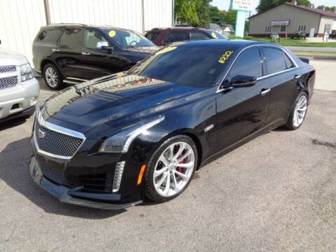 2017 Cadillac CTS-V for sale at De Anda Auto Sales in Storm Lake IA
