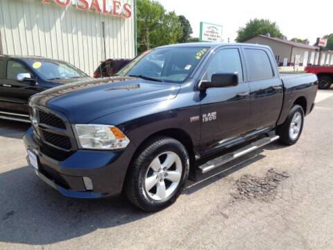 2013 RAM Ram Pickup 1500 for sale at De Anda Auto Sales in Storm Lake IA