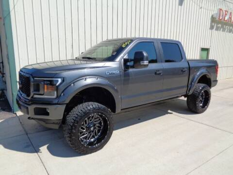 2018 Ford F-150 for sale at De Anda Auto Sales in Storm Lake IA