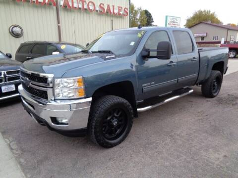 2011 Chevrolet Silverado 2500HD for sale at De Anda Auto Sales in Storm Lake IA