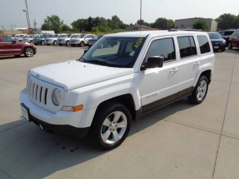 2014 Jeep Patriot for sale at De Anda Auto Sales in Storm Lake IA