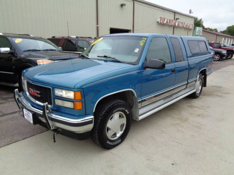1997 GMC Sierra 1500 for sale at De Anda Auto Sales in Storm Lake IA