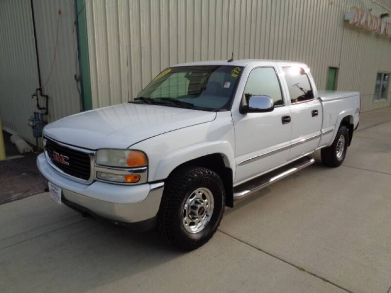 2002 GMC Sierra 1500HD for sale at De Anda Auto Sales in Storm Lake IA