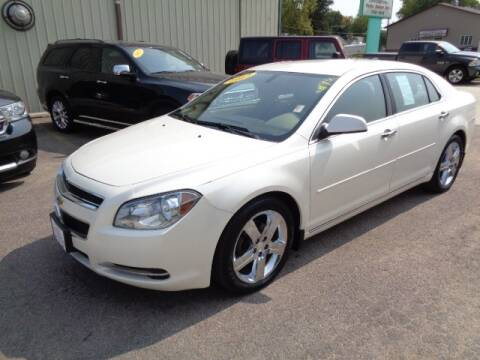 2012 Chevrolet Malibu for sale at De Anda Auto Sales in Storm Lake IA