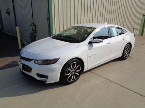 2018 Chevrolet Malibu for sale at De Anda Auto Sales in Storm Lake IA