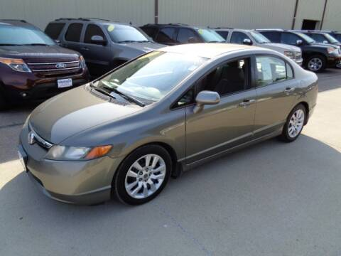 2008 Honda Civic for sale at De Anda Auto Sales in Storm Lake IA