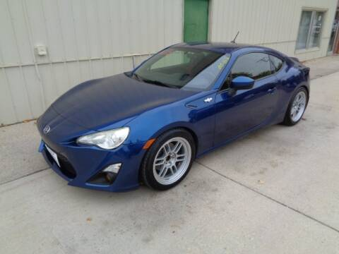 2013 Scion FR-S for sale at De Anda Auto Sales in Storm Lake IA
