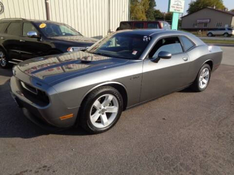 2012 Dodge Challenger for sale at De Anda Auto Sales in Storm Lake IA
