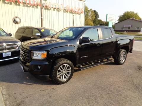 2016 GMC Canyon for sale at De Anda Auto Sales in Storm Lake IA