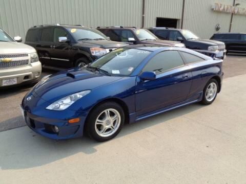 2004 Toyota Celica for sale at De Anda Auto Sales in Storm Lake IA