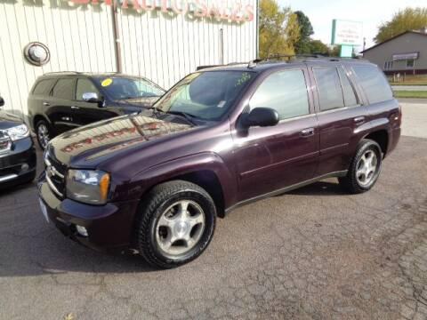 2008 Chevrolet TrailBlazer for sale at De Anda Auto Sales in Storm Lake IA