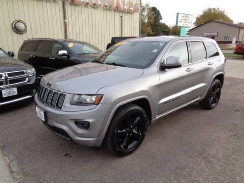 2015 Jeep Grand Cherokee for sale at De Anda Auto Sales in Storm Lake IA
