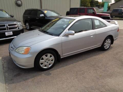 2002 Honda Civic for sale at De Anda Auto Sales in Storm Lake IA