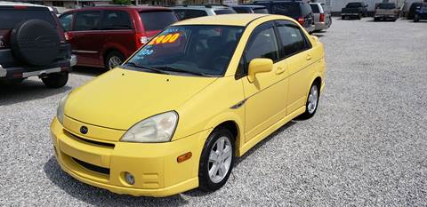 2003 Suzuki Aerio for sale in Oneida, TN
