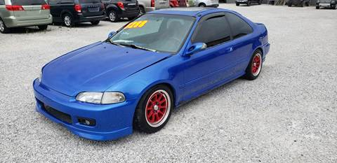 1995 Honda Civic for sale in Oneida, TN