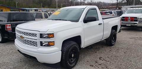 2014 Chevrolet Silverado 1500 for sale in Oneida, TN