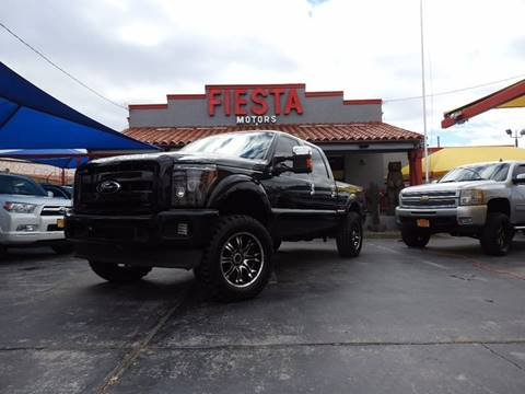 2012 ford f 250 super duty for sale in el paso tx for Fiesta motors el paso tx
