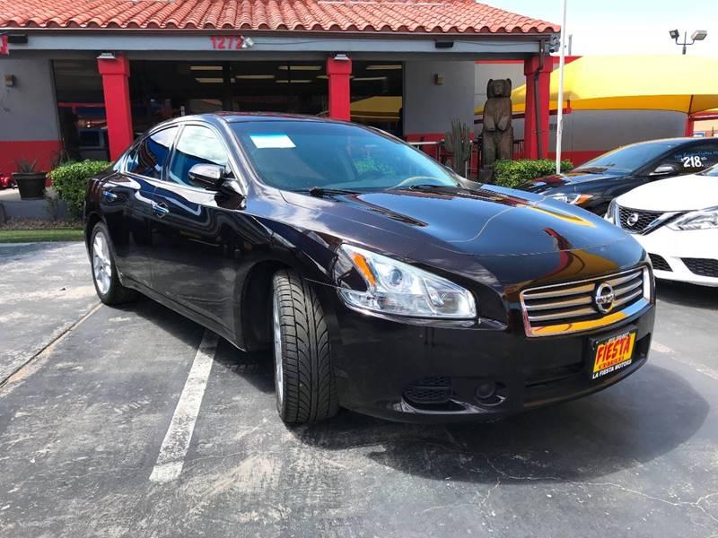 2014 Nissan Maxima 3.5 SV 4dr Sedan   El Paso TX