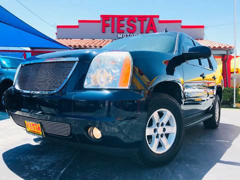 2007 gmc yukon for sale in el paso tx for Fiesta motors el paso tx