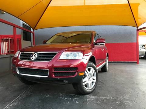 Used volkswagen touareg for sale in el paso tx for Fiesta motors el paso tx