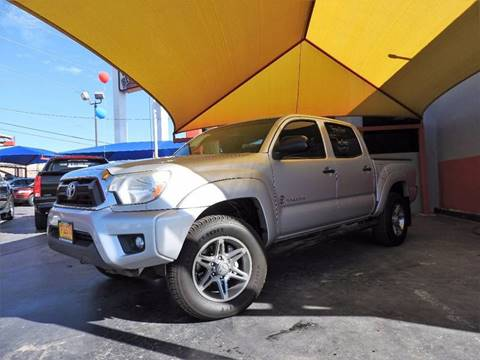 Toyota tacoma for sale in el paso tx for Fiesta motors el paso tx