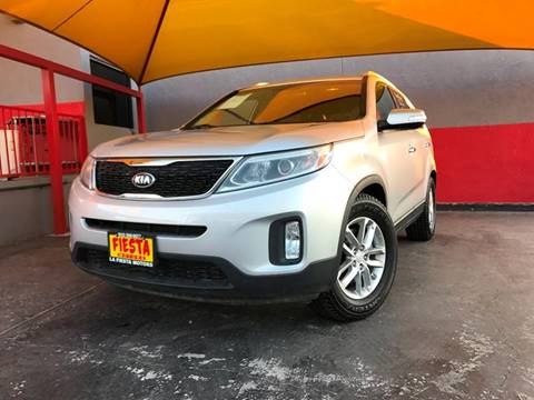 Used kia sorento for sale in el paso tx for Fiesta motors el paso tx