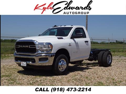 2019 RAM Ram Chassis 3500 for sale in Checotah, OK
